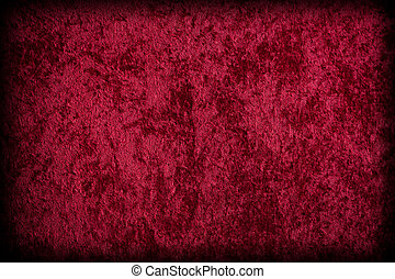 velvet-like, rojo, tela
