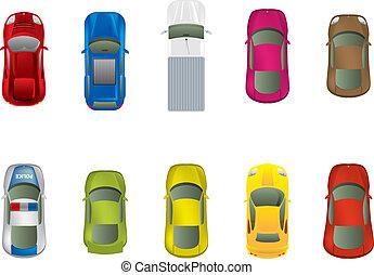 Vemos los automóviles