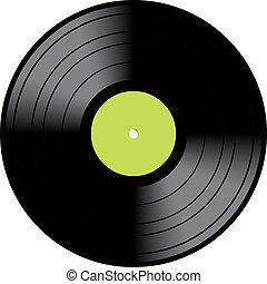 vendimia, disco, vinilo, elepé, registro