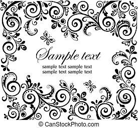 vendimia, white), diseño, (black