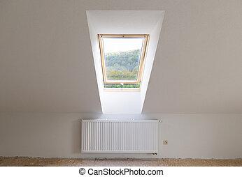 ventana, claraboya