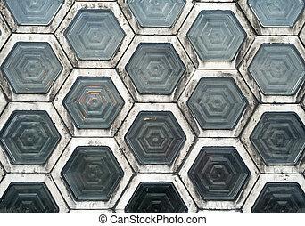 Ventanas Hexagon (2)