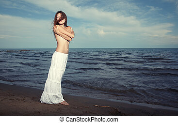 ventoso, playa