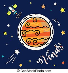 Venusplanetspace