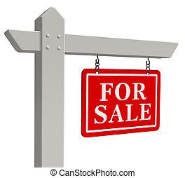 """verdadero, """"for, sale"""", propiedad, señal"""