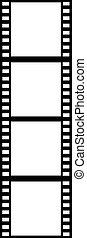 vertical, filme
