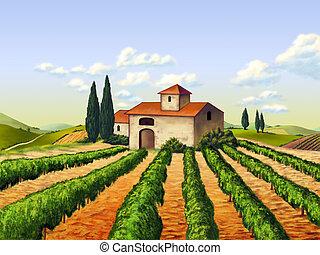 viña, italiano