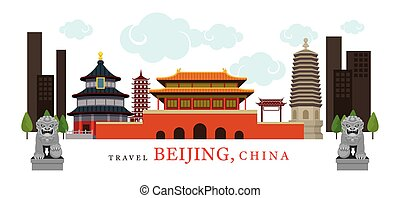 Viaje beijing, China