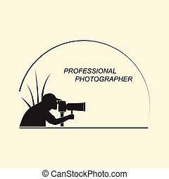 Viaje de fotógrafo profesional