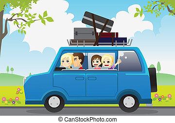 Viajes familiares