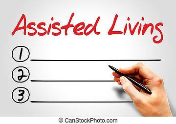 Vida asistida
