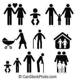 vida, familia