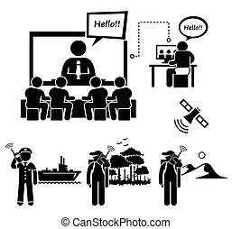 Video de negocios