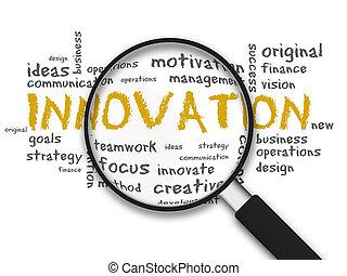 vidrio, -, aumentar, innovación
