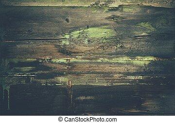 Vieja madera de granero