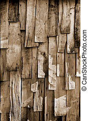 Vieja madera