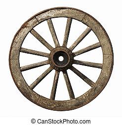Vieja rueda