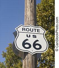 Vieja ruta 66