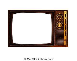 Vieja televisión
