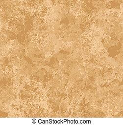 Vieja textura de papel sin costura