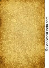 Vieja y sucia textura de papel