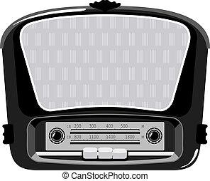 viejo, radio