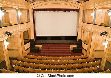 Viejo teatro