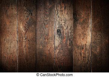 Viejos tablones de madera. Extractos antecedentes.