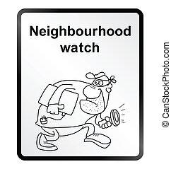 Vigilancia vecinal