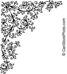 Vignette floral CCCXVI