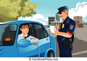 Violación de tráfico