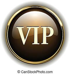vip, insignia