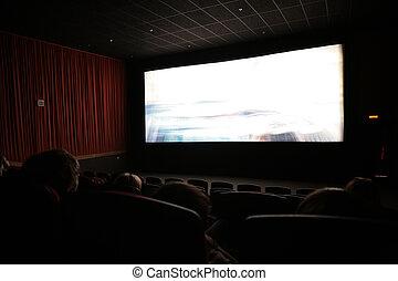 Visores en el cine