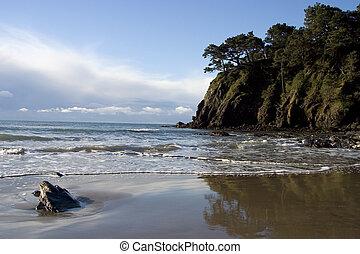 Vista costera
