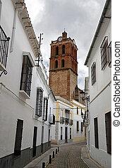 Vista de Zafarra y Torre