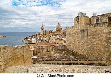 Vista detallada Valletta