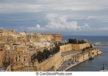 Visualización de mares Malta