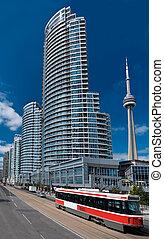 Viviendo en Toronto