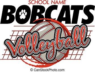 voleibol, bobcats