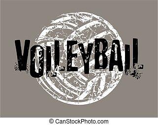 Voleibol con estrés