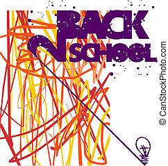 Volviendo al concepto escolar