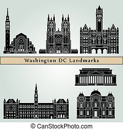 Washington V2 puntos de referencia