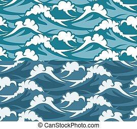 Waves sin marcas