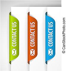 (web), etiquetas, nosotros, borde, contacto, /, pegatinas, página