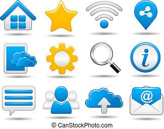 Web y redes sociales