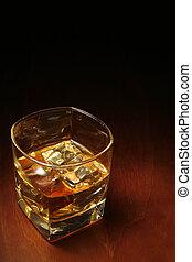 Whisky y espacio