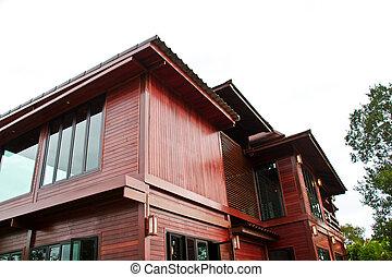 Wood thai a casa