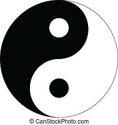 yang de yin, señal