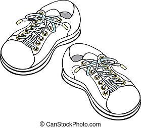 zapatillas, childrens