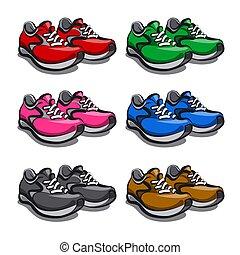 zapatillas, deporte